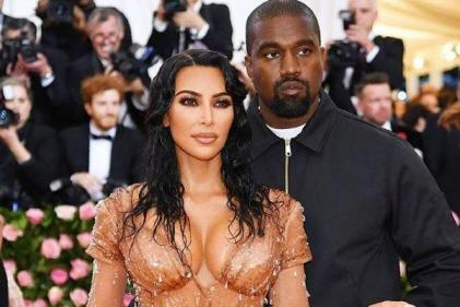 Kim Kardashian is being slated over her Fathers Day message to Kanye