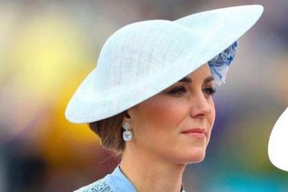 Kate Middleton dazzles in striking blue dress at Royal Ascot