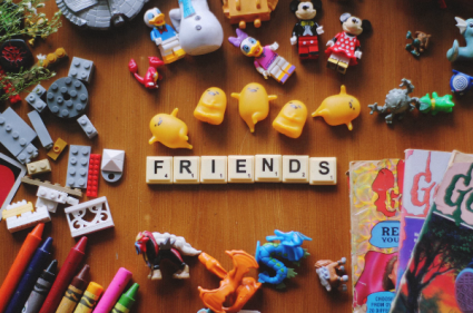 Global toy brand TOMY are seeking two best friends to be official toy testers