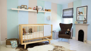 Check out these great tips for decorating babys nursery