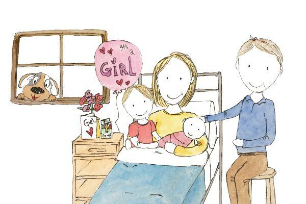Mums release book to help teach children about cystic fibrosis