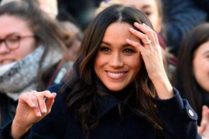 Meghan Markle updated her engagement ring - and it is absolutely stunning