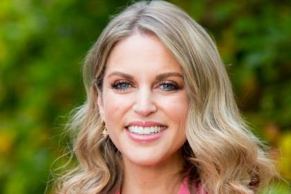 Irish sons!: Amy Huberman just did the most Irish Mammy thing ever