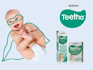 Find out what our mums said when they tested Nelsons Teetha