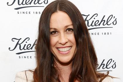 Alanis Morissette talks about her grief at multiple miscarriages and pregnancy at 45