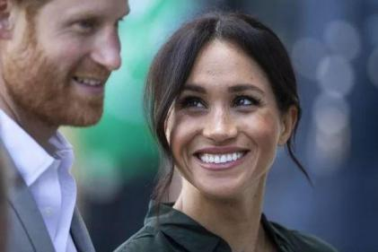 The Duchess of Sussex makes surprise appearance at Wimbledon