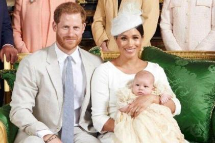 The Duke of Sussex gives rare update on baby Archie