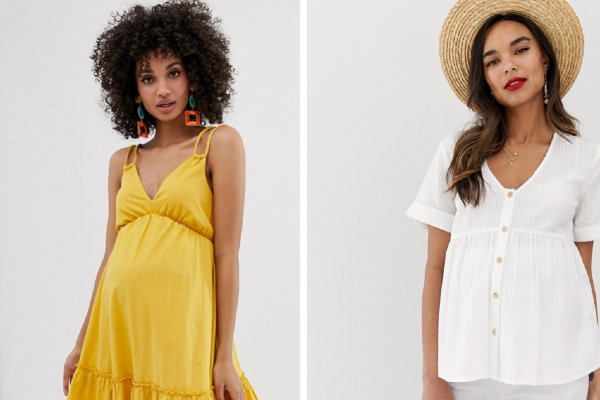 Eco-mums: All the best maternity pieces from the ASOS Responsible Edit collection
