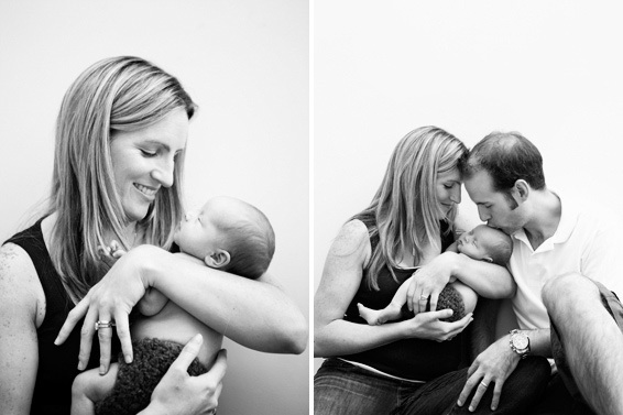 And Baby Makes Three Photography