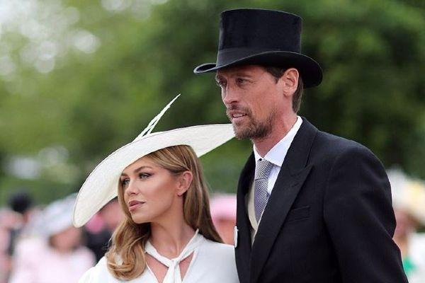 Abbey Clancy shares adorable photo of her darling boy Jack