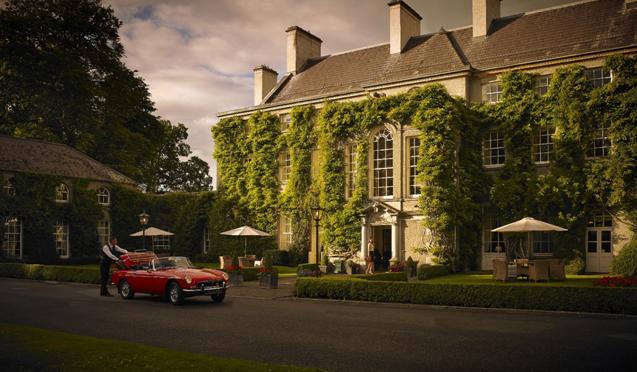 Summer Breaks at Mount Juliet Estate: Luxury has never been so Family-Friendly