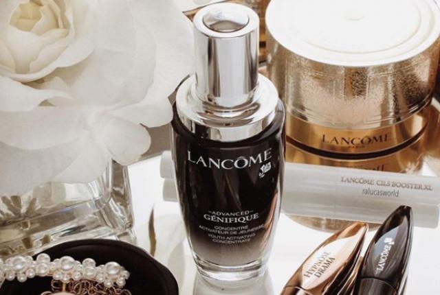Beauty Product of the Week: Lancômes new Advanced Génifique serum