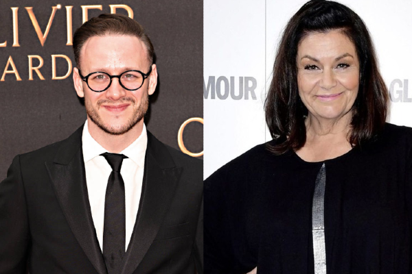 She would be wicked: Kevin Clifton hints at Strictly pairing with Dawn French