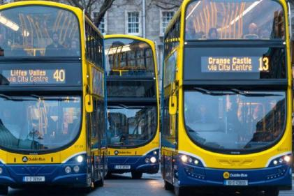 Homeless families in Dublin to travel for free in August