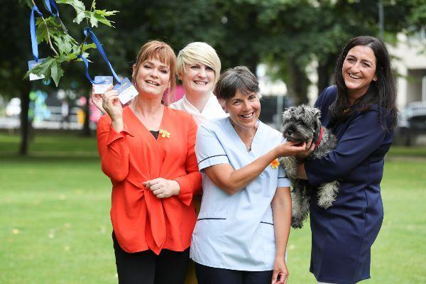 Boots launch their annual Night Walks for Irish Cancer Society's night nurses