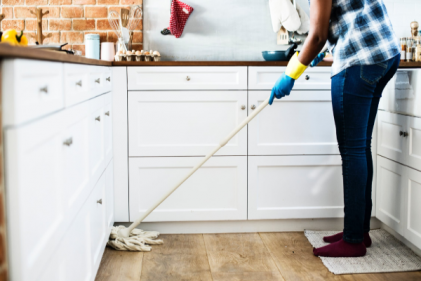 New research confirms women living with men do majority of household chores