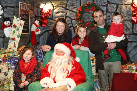 Santas Workshop at Aillwee Cave
