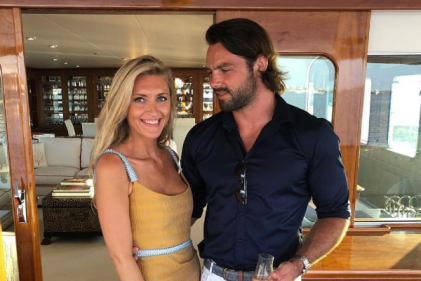 Ben Foden marries Jackie Belanoff Smith after two weeks of dating