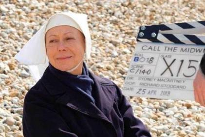 Call The Midwife share behind-the-scenes snaps of series 9
