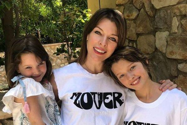 Joy and terror: Milla Jovovich expecting 3rd child after suffering miscarriage