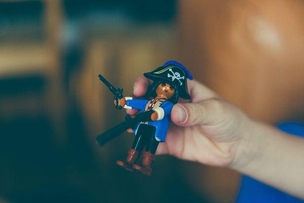 Jervis Shopping Centre are hosting a Pirates day this Saturday