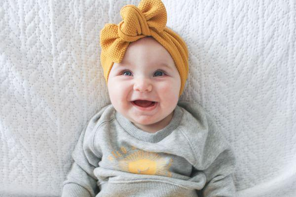 18 baby girl names that are bound to melt your heart