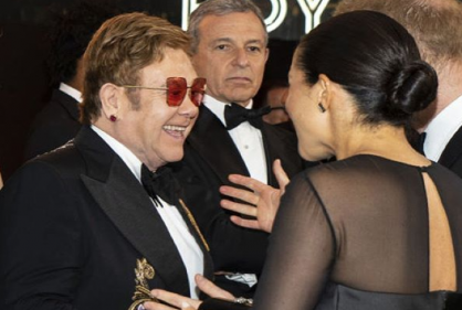 Elton John defends Prince Harry and Meghan amid private plane controversy