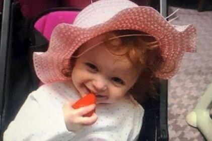35-year-old woman arrested in connection with murder of toddler Santina Cawley