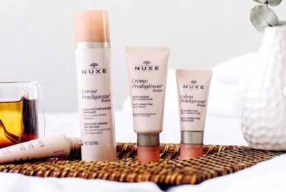 Beauty Product of the Week: Nuxes Crème Prodigieuse Boost Range for tired skin