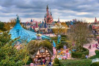 Let It Go: Disneyland Paris is opening a Frozen-themed park