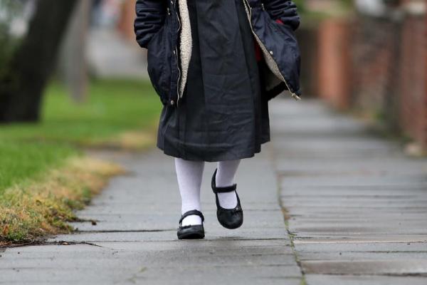 School gate heartbreak: My little girl cant wait to say goodbye