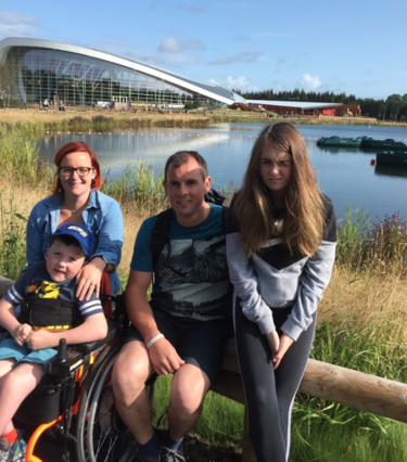 Our first trip to Center Parcs