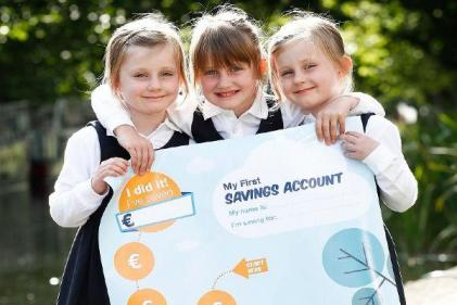 Bank of Ireland launches drive to boost financial literacy of primary school kids