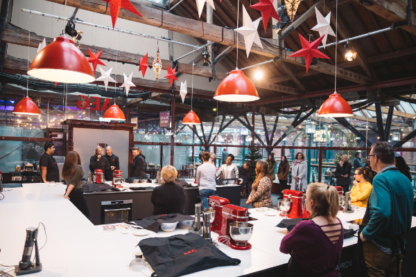 You dont want to miss Taste of Dublins new indoor winter food festival