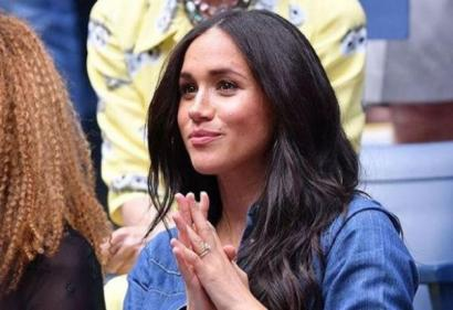 The Duchess of Sussex pays touching tribute to Harry and Archie