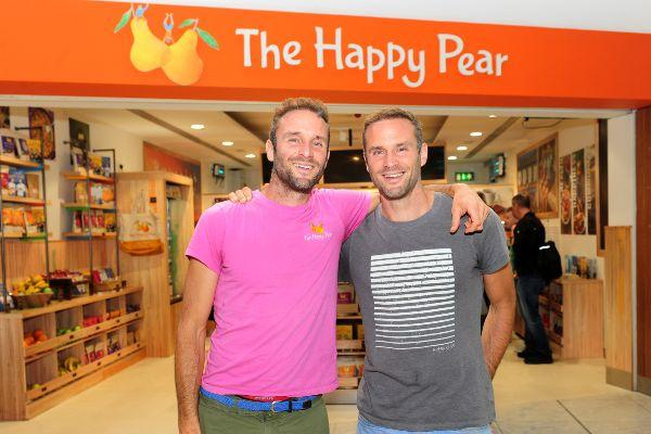 The Happy Pear open new grab and go cafe in Dublin Airport