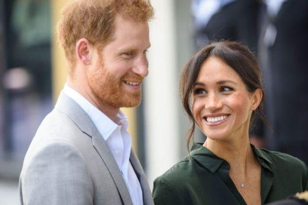 Meghan and Harry praised for touching suicide awareness post