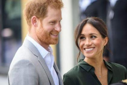Together again! Prince Harry reunited with Meghan and Archie in Canada