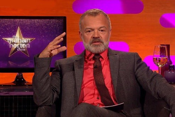 The line-up for tonights Graham Norton Show is the best
