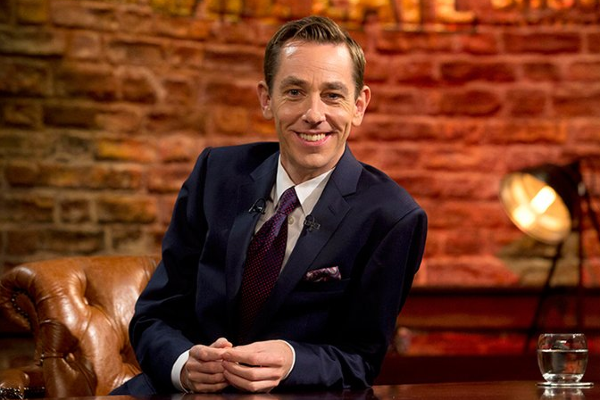 Staying in? Tonights Late Late Show lineup is looking good