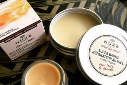 Beauty Product of the Week: The NUXE Rêve de Miel collection for heavenly honey