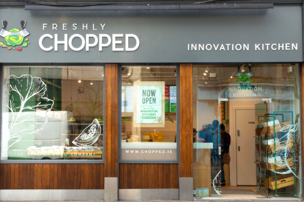 Freshly Chopped Innovation Kitchen opens on Baggot Street with half price salads
