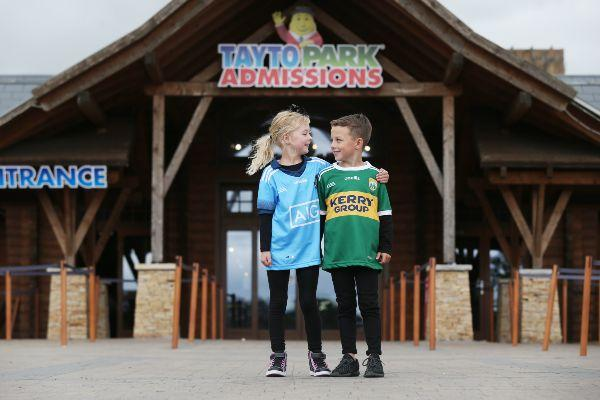 Kids go FREE to Tayto Park this Saturday and Sunday
