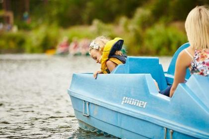 Here comes the sun: What to do in the good weather at Center Parcs