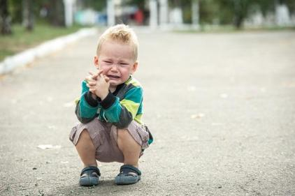 Kids that have temper tantrums more likely to be successful, study says