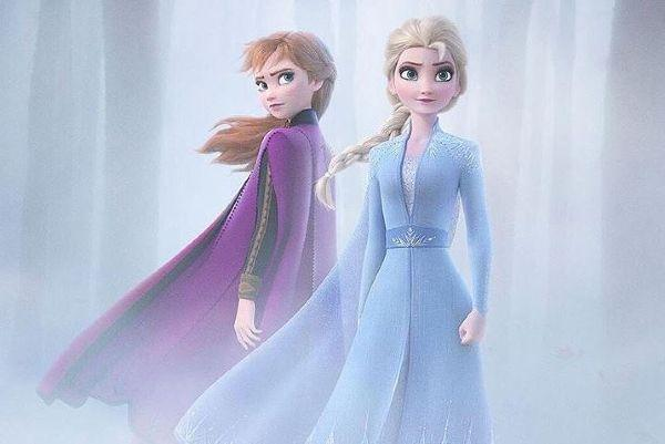 The new trailer for Frozen 2 is here and it is chilling