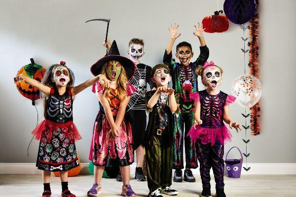 Terrifyingly good value: Aldi are selling the best Halloween costumes and decorations
