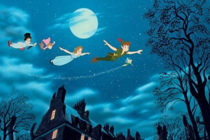 The Lost Girls movie depicts Peter Pan as a villain and we cant wait to see it