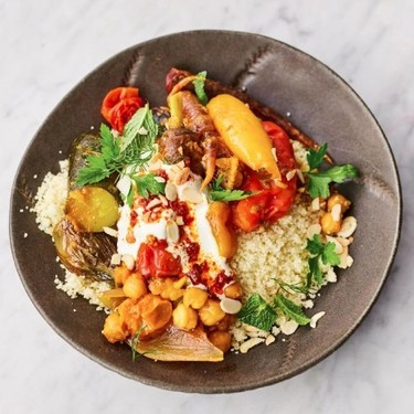 Wonderful Veg Tagine by Jamie Oliver