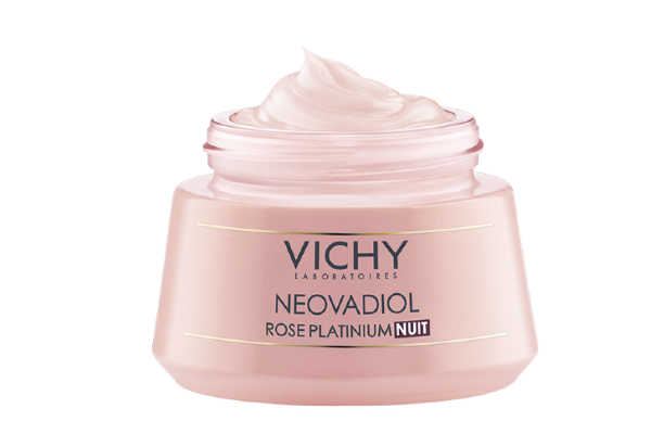 Beauty Product of the Week: Vichys Neovadiol Rose Platinium Night